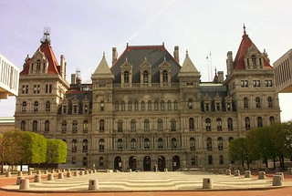 New York State Capitol ~ Albany New York ~ Exterior ~ Historic | by Onasill ~ Bill Badzo