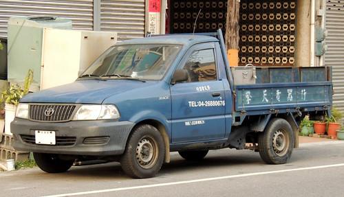 Toyota Zace Pickup 3