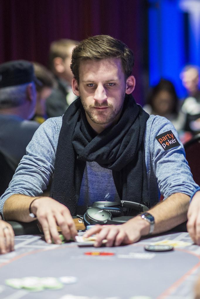 Tony g online poker name