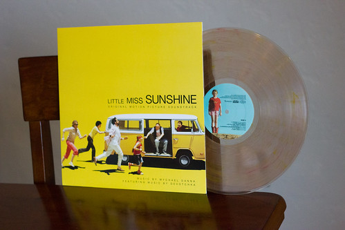 Little Miss Sunshine Vinyl | by adam.croom