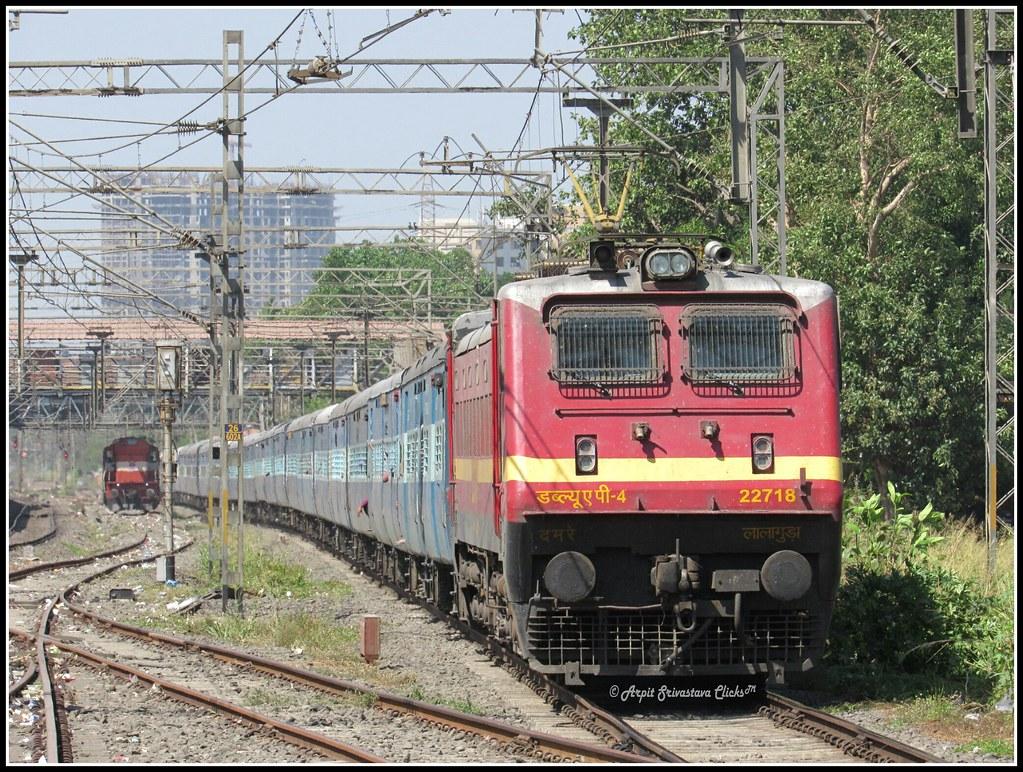 ... Arpit_Srivastava 12142 Patliputra - Lokmanyatilak Terminus Superfast  Express | by Arpit_Srivastava