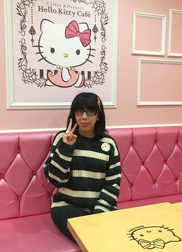 Korea/Japan Trip: Cute Cafés