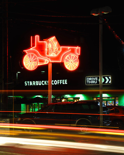 005-366 Drive Thru Coffee Culture | by paultmckee