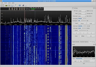 Listening on 80 meters with Cloud-IQ and gqrx | by csete