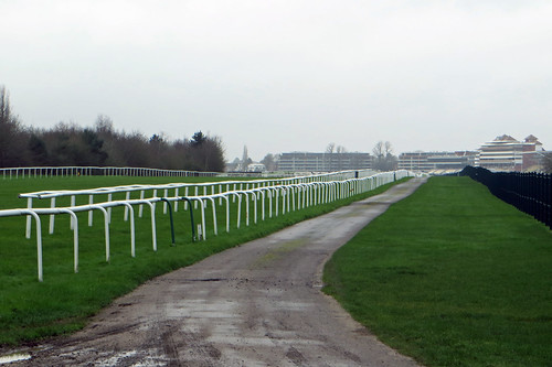Newbury Racecouse | by diamond geezer