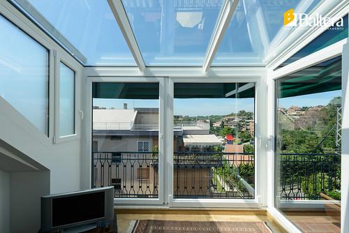 Serra bioclimatica finestra baltera porte e finestre flickr - Baltera srl unipersonale porte e finestre ...
