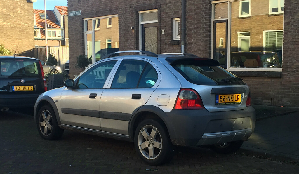 2003 Rover Streetwise 14 Peterolthof Flickr