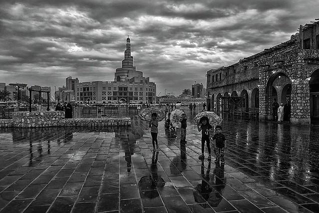 Souq After The Rain #souqwaqif #doha #qatar #streetphotography #reportage #seemydoha #seemycity #qatartourismguide #qatarlife #qatarinstagram #Qatarism #iloveqatar #giogangedmdrnphotography #hobbyist #dohabase