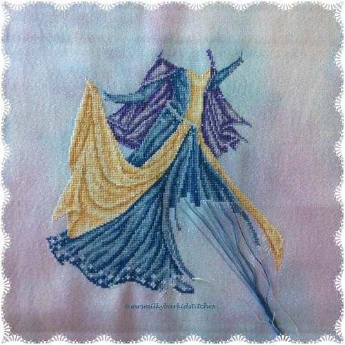 Cinderella WIP 4