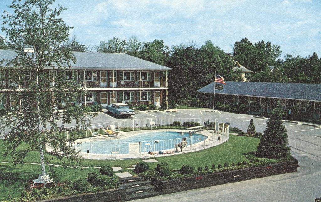 Binder's Motel - Poughkeepsie, New York