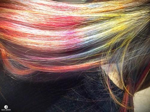 心中有宇宙,發想在其中。 懸念七彩間,粉彩揮筆墨。 ✨ 宇宙色彩 Hair Color/Colorful Star Space 多彩宇宙漸層 Hair Color Designer/Anson  Zacc Anson拿剪刀寫故事 Salon & Anson Phone/ (02)2388-3553  0953166281☎️ #漂粉無用 #堆疊色彩 #染膏直上 #ZaccAnson拿剪刀寫故事 #七度色直上 #宇宙 #多彩 #