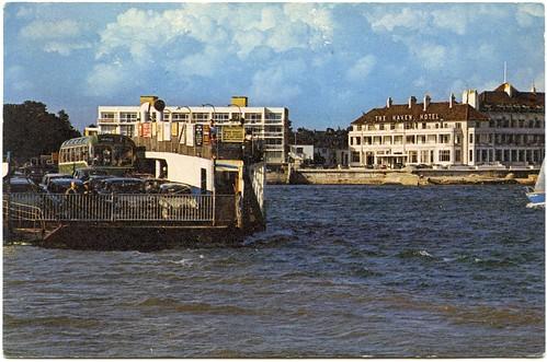 sandbanks ferry and the haven hotel 161 banks road sandb flickr. Black Bedroom Furniture Sets. Home Design Ideas