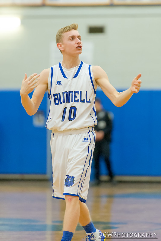 Stratford High vs. Bunnell - High School Basketball