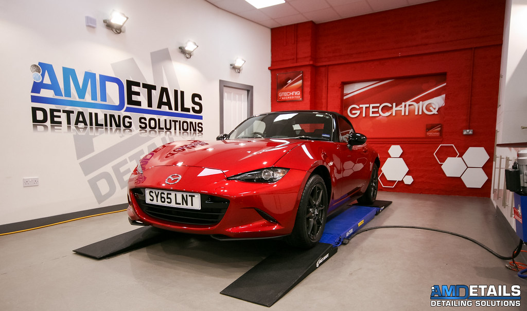 Mazda MX Mk Car Care Range Detailing Services Instag Flickr - Mazda detailing