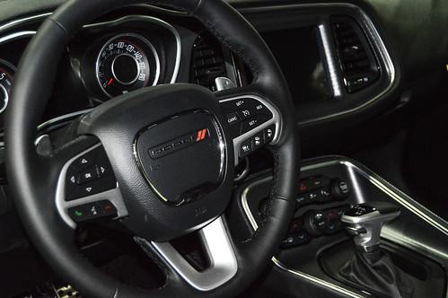 New Dodge Challenger >> 2016 Dodge Challenger R/T interior | Yahya S. | Flickr