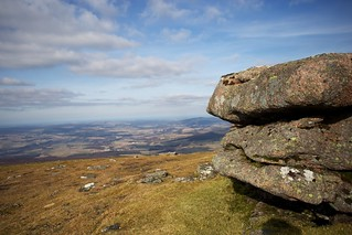 Northeast from Ben Rinnes | by Nick Bramhall