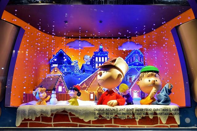 Macy's 2015 Holiday Show Windows