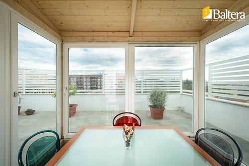 Serra bio vetrata baltera porte e finestre flickr - Baltera srl unipersonale porte e finestre ...