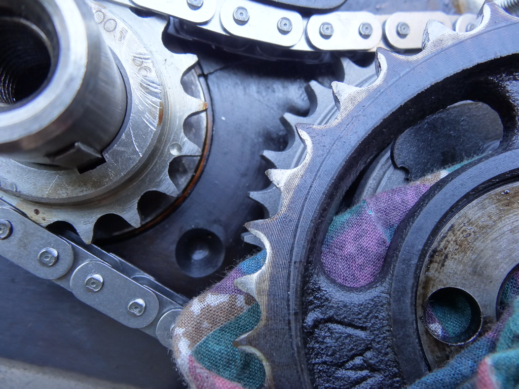 by h080 New timing chain. - by h080