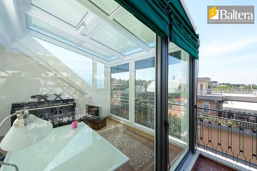 Serra bioclimatica terrazza baltera porte e finestre flickr - Baltera srl unipersonale porte e finestre ...