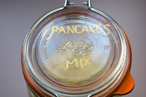 Pancakes mix | by crumblinglikepastries.clara