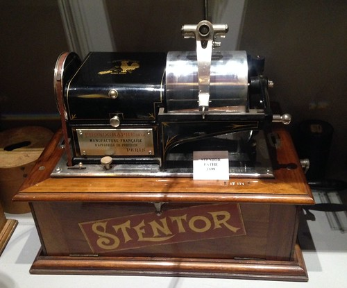 Pathe phonographe le Stentor. 1899 | by Phono Museum Paris