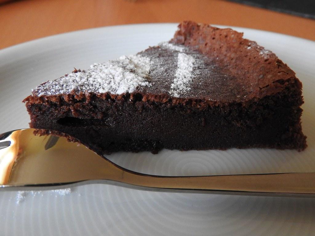 Nutella Cake Homemade Nutella Kuchen Hausgemacht Flickr