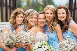 Bridal Party - Tete Jaune Wedding | by Shauna Stanyer (Northern Pixel)