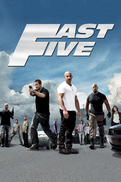 Fast Five free online