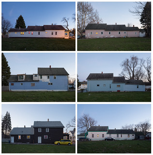 New Set of Buffalo Telescope Houses | by metroblossom