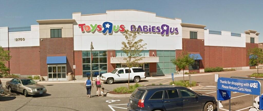 Toys R Us Babies R Us Maple Grove Minnesota Flickr