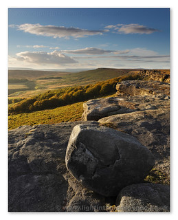 Stanage Pebble | by Hadrian Frankland