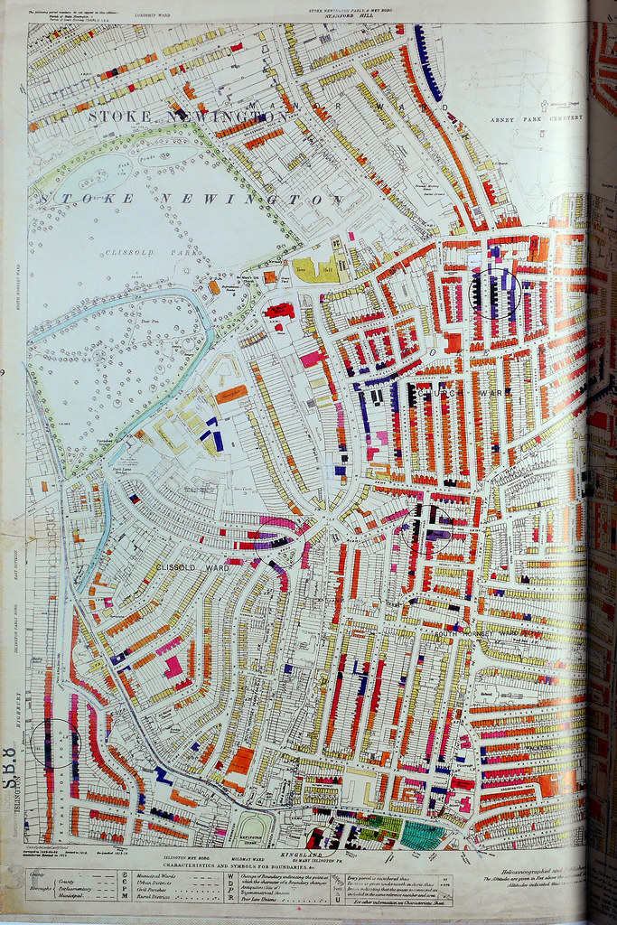 London County Council Bomb Damage Map Hackney Flickr - London map 1945