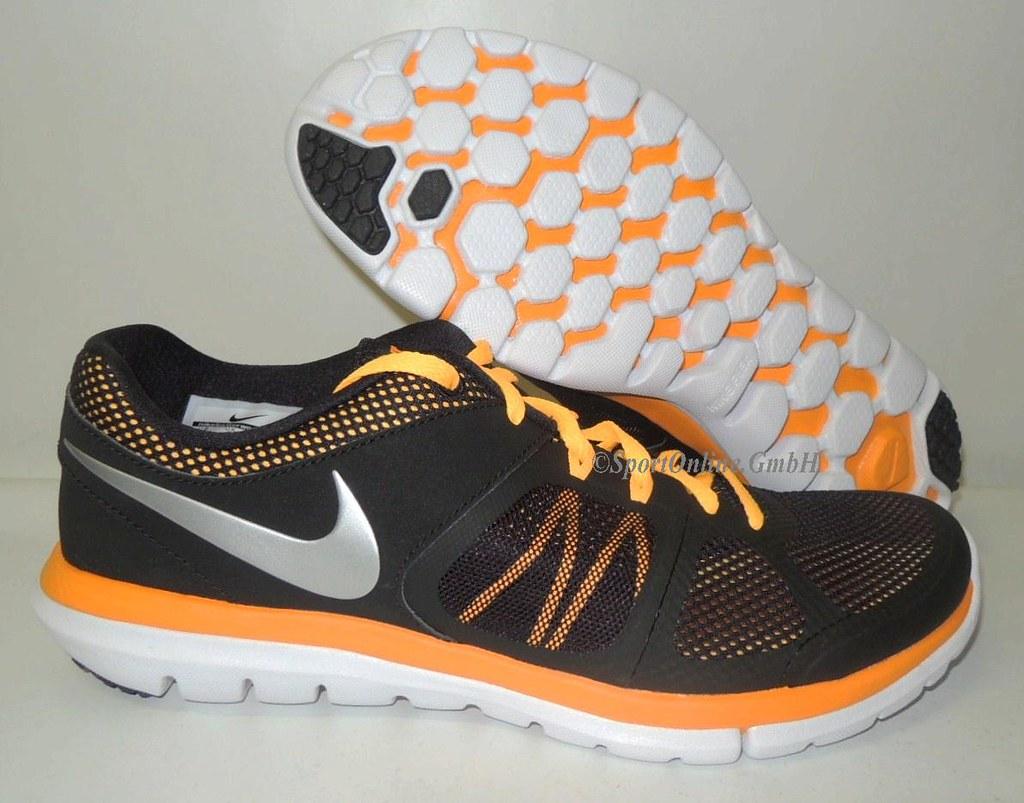 7a3765f220b2 ... Nike Flex 2014 RN MSL schwarz