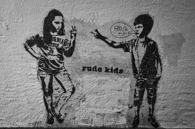 Rude Kids