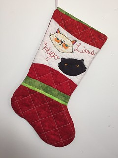 Cat stocking | by squishythings