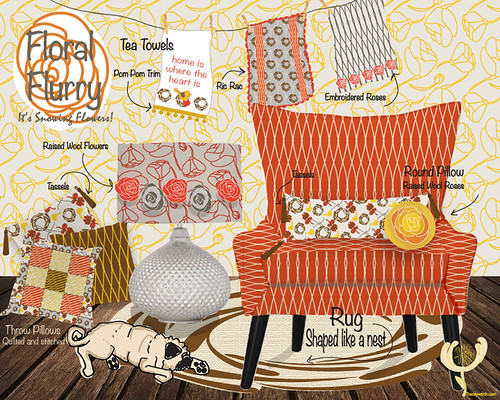 Tracey_Wirth_FloralFlurry_HD2_Wk2 | by Swell Sewing (Gosh Golly Goods)
