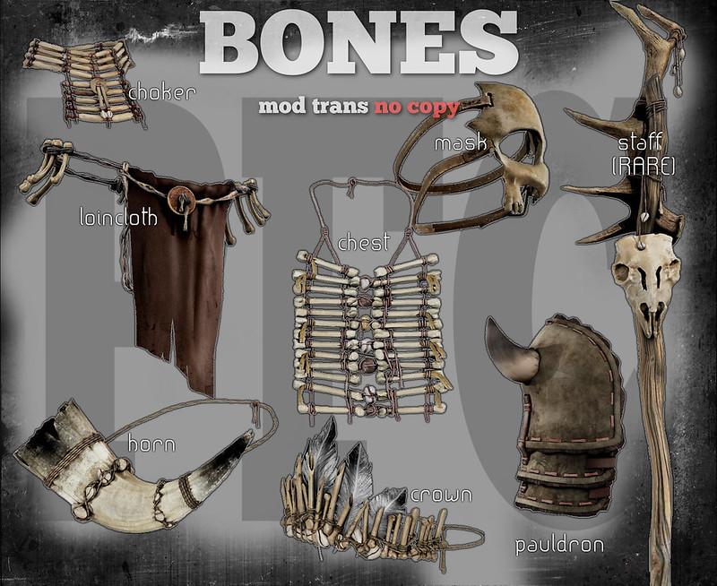 PFC~Bones - GACHA KEY