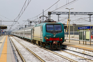 FS 464 670 in Rho Fiera Expo Milano Station | by trainspotter.lgs