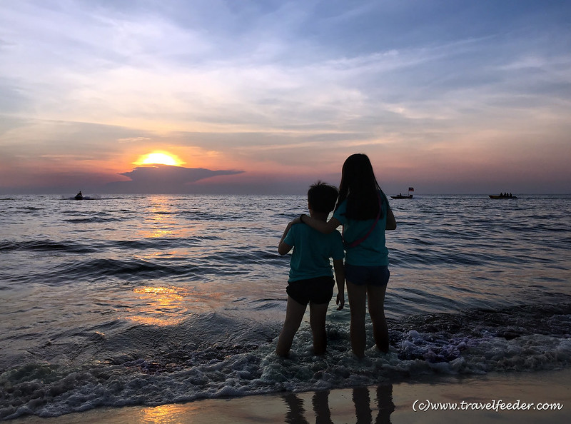 Family Vacation at Port Dickson