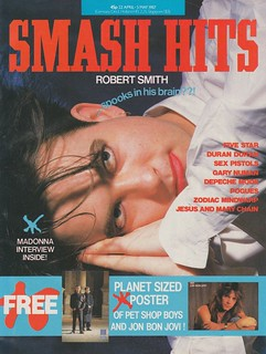 Smash Hits, April 22, 1987