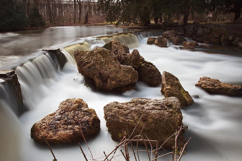 Hochwertig ... Der Wasserfall Im Englischen Garten | By Joseph_donnelly