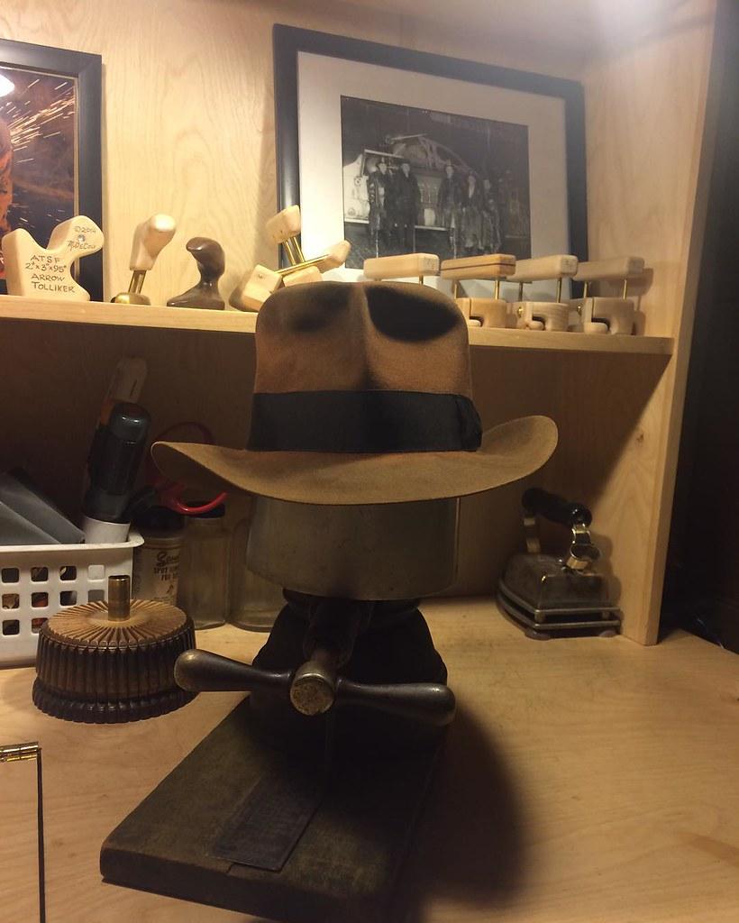 Re-furbished  adventurebilt Raiders streets of Cairo hat. …  6309283d460