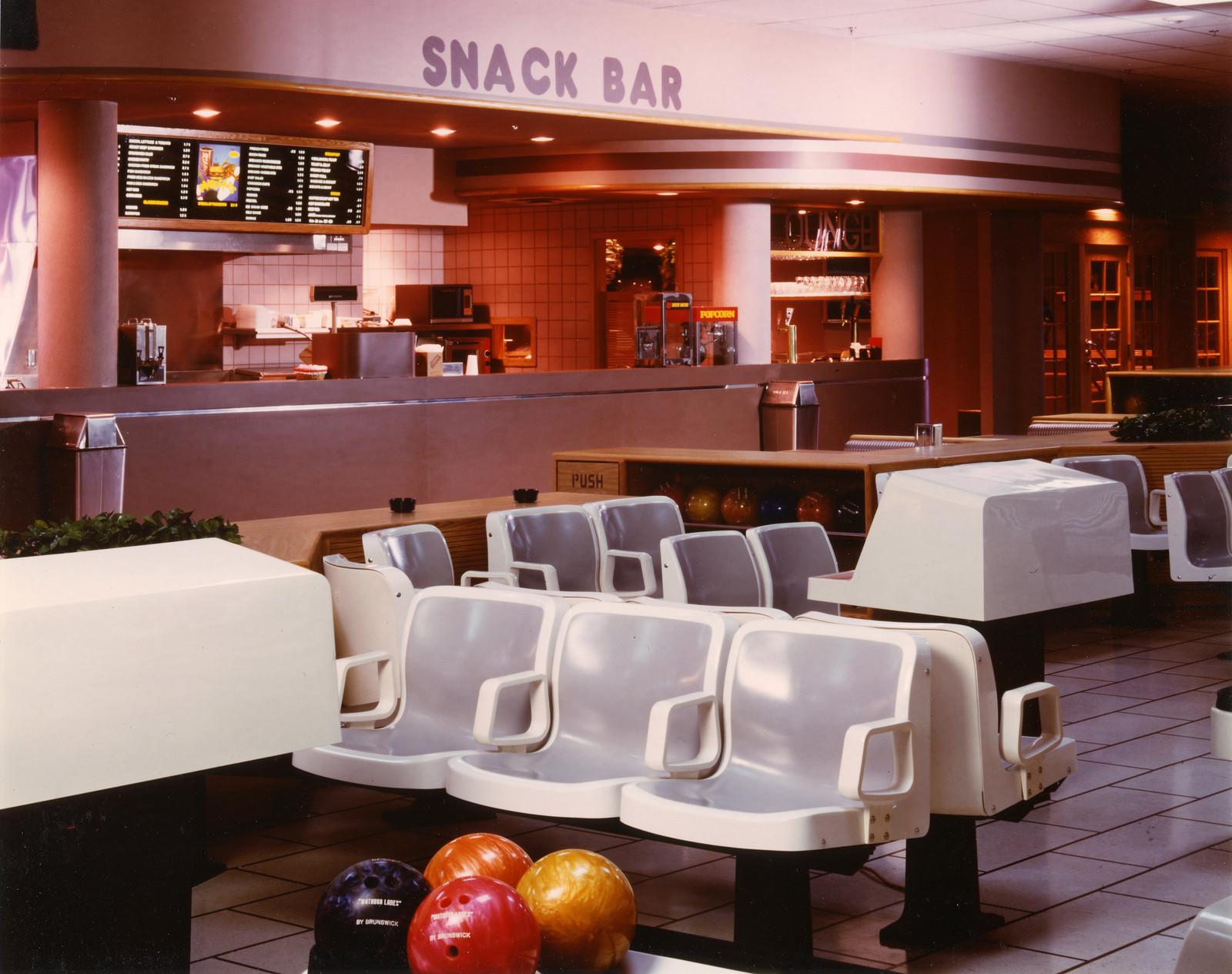Brunswick Watauga Lanes - Snack Bar