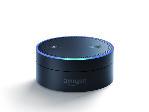 Amazon Echo Dot | by goatandtable