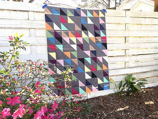Blithe Quilt Top | by antstosugar