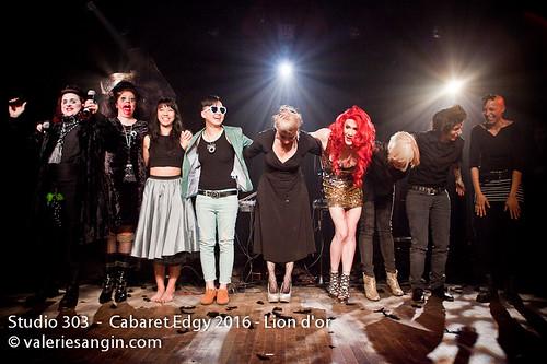 EDGY: Cabaret Edgy (2016)