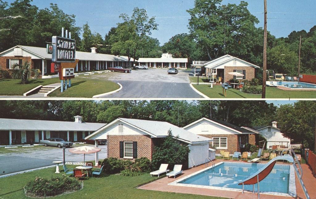Stiles Motel - Statesboro, Georgia