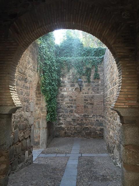 Puerta de Alcantara, Toledo, Spain