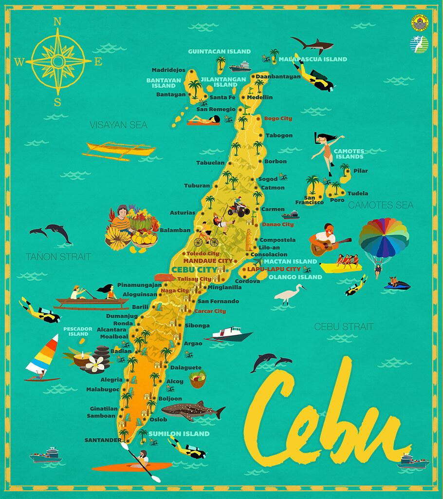 「Cebu City map」の画像検索結果